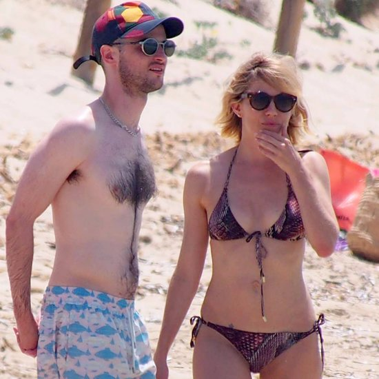 Sienna Miller Shows Off Her Bikini Body During a Relaxing Getaway with Tom Sturridge