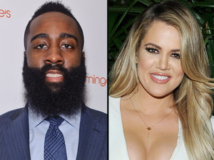 Khloé Kardashian Celebrates Fourth of July with NBA Star James Harden in Las Vegas