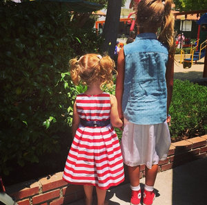 The 13 Best Celebrity Instagrams From the 4th of July