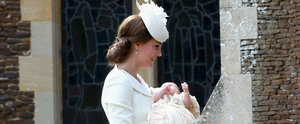 See All the Sweet Pictures From Princess Charlotte's Christening