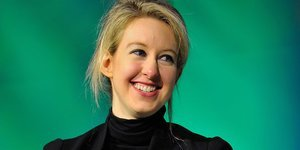 5 books that inspired billionaire CEO Elizabeth Holmes