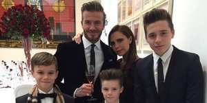 Victoria And David Beckham Celebrate 16th Wedding Anniversary On Instagram