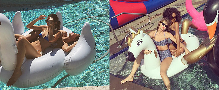 Shop the Pool Floats That Are Taking Over Celebrity Instagrams
