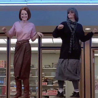 Julia Gillard and Kevin Rudd in The Breakfast Club