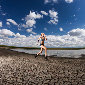 What Running In the Heat Does to Your Body