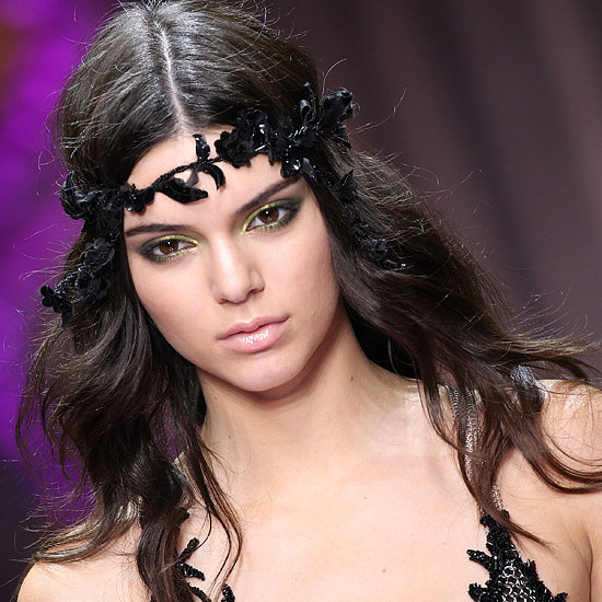 The 16 Hottest Model Moments From the Versace Couture Show