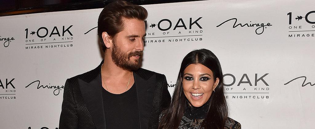 Kourtney Kardashian and Scott Disick Reportedly Split