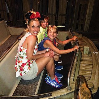 Britney Spears Family Pictures on Instagram