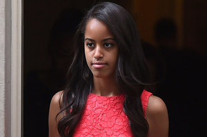 Malia Obama Might Be Interning For Lena Dunham
