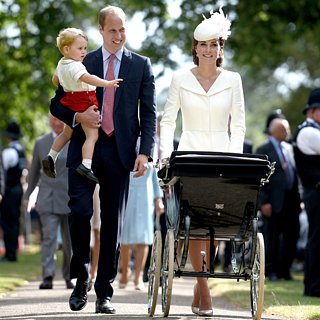 Princess Charlotte's Christening Royal Traditions