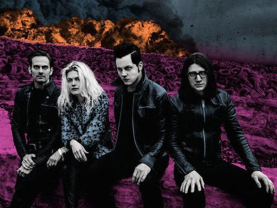 Jack White's The Dead Weather Announces New Album 'Dodge & Burn'