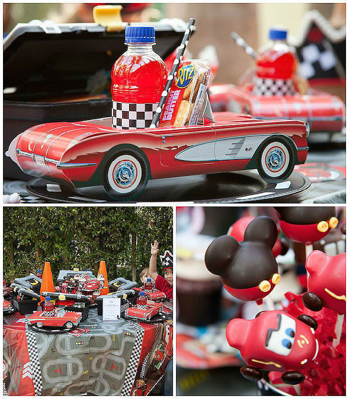 A Disney Cars Party
