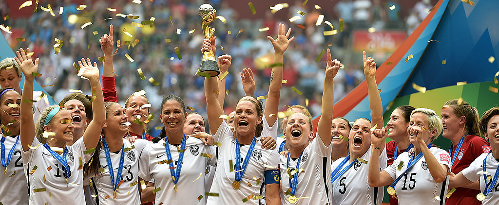 How to Win the World Cup Like a Girl