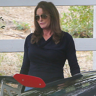 Caitlyn Jenner Driving Her Porsche in Malibu, CA | Pictures