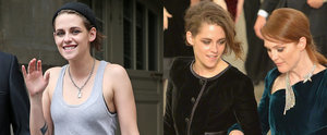 Kristen Stewart Has a Blast With Julianne Moore in Paris
