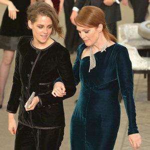 Pictures of Kristen Stewart at Paris Fashion Week July 2015