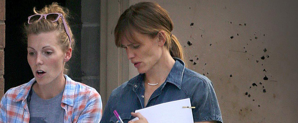 Jennifer Garner Steps Out After Divorce Announcement