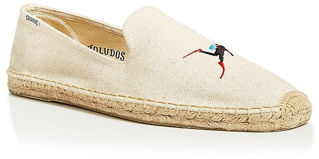 Soludos Scuba Shark Smoking Slippers ($65)