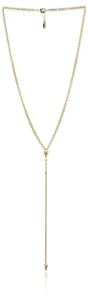 Ettika Exquisite Baby Shark Tooth Necklace ($84)