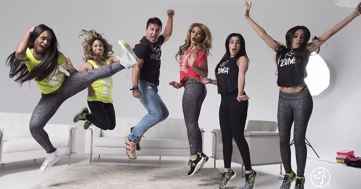 Fifth Harmony Zumba Dance Popsugar Fitness