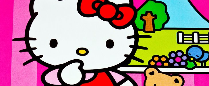 Your Prayers Have Been Answered: A Hello Kitty Movie Is Actually Happening
