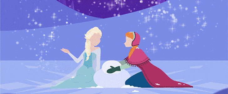 You Won't Be Able to Look Away From These Disney Princess GIFs