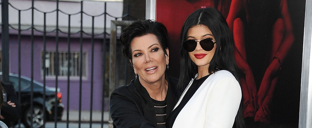 We're Not Sure Whose Outfit Is Sexier: Kris or Kylie Jenner's