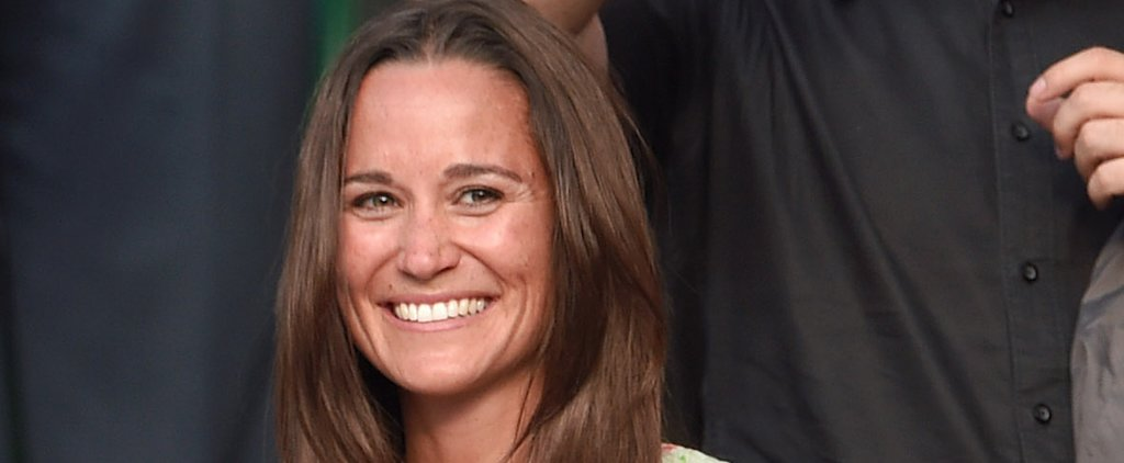 Pippa Middleton Nails the Summer Floral Trend at Wimbledon