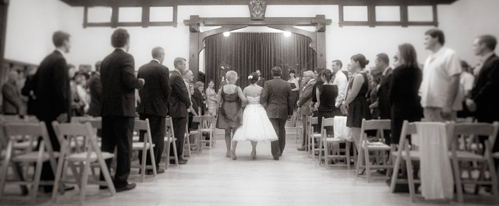 This 1 Wedding Tradition Made Me Cringe — So I Found a Way Around It
