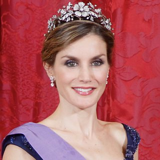 Queen Letizia Disney Gown