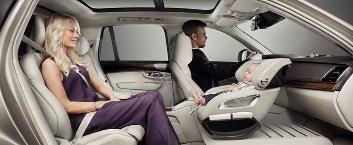 Has Volvo Created the Car of Every Parent's Dreams?