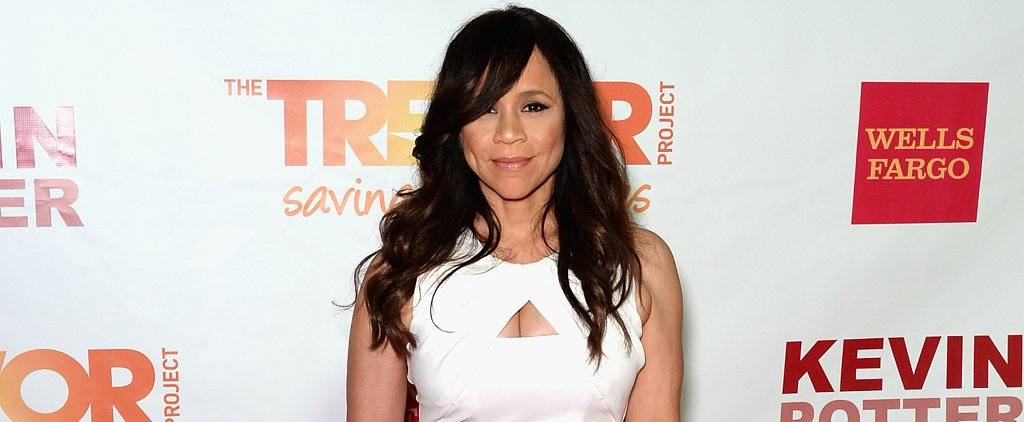 Cohost Rosie Perez Is Leaving The View