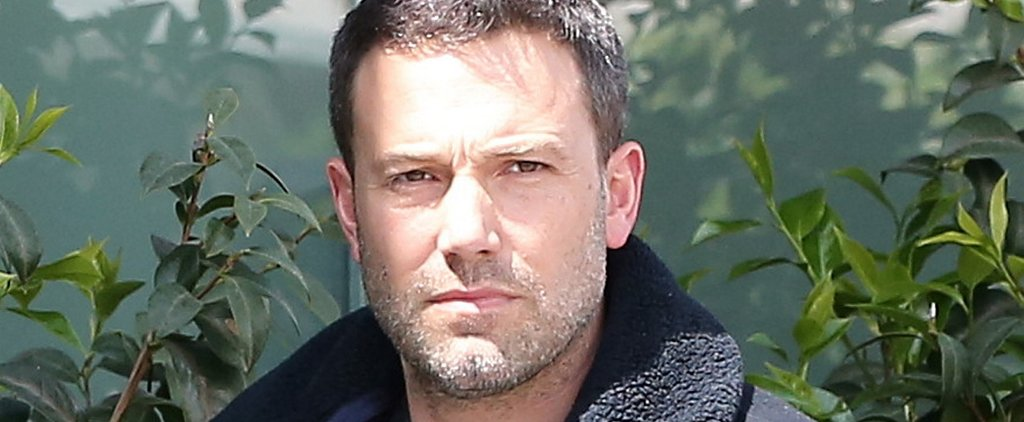 You Have to See Ben Affleck's Lower Back Tattoo
