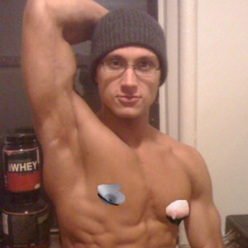 Matt McGorry Nipple Picture