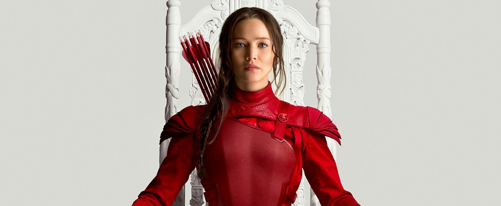 Jennifer Lawrence Is Your Red Queen in Her New Mockingjay — Part 2 Poster