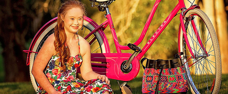 This Model With Down Syndrome Is Inspiring Us With Every Campaign She Fronts
