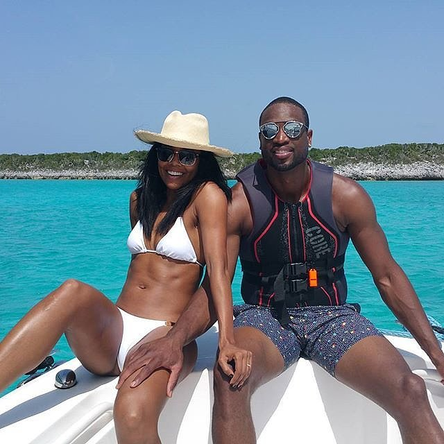 The duo showed off their beach bodies during a Summer 2015 trip.