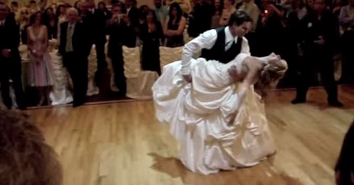 Scott Mcgillivray S Wedding Dance Video Popsugar Home