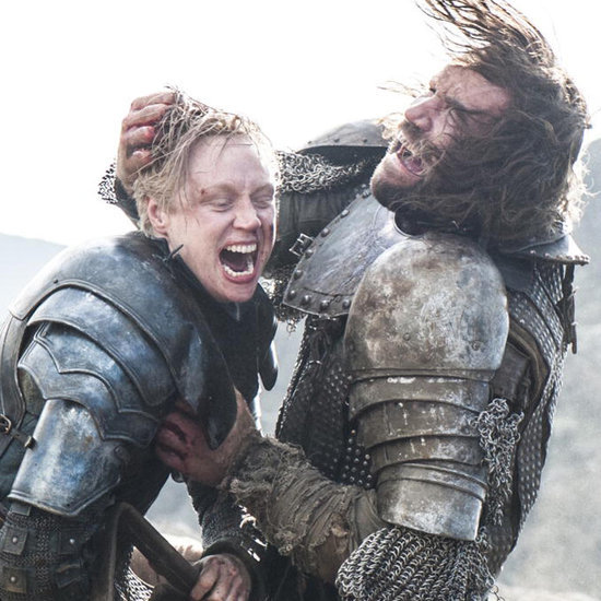 Gwendoline Christie Talks About Fights at Comic-Con