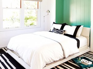 Create a morocco inspired paint job popsugar home for Gorgeous garage