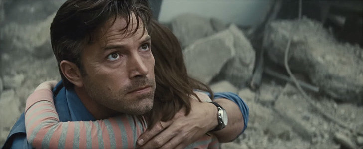 Batman v Superman's Comic-Con Trailer Is Here, and Ben Affleck Is Looking Good