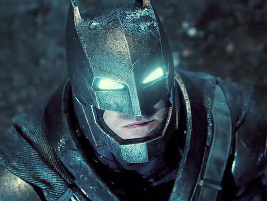 Watch Ben Affleck Face Off Against Henry Cavill in the First Full-Length Batman V. Superman: Dawn of Justice Trailer