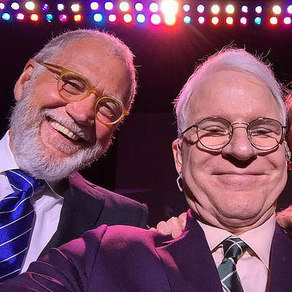 David Letterman's Surprise Top 10 List About Donald Trump