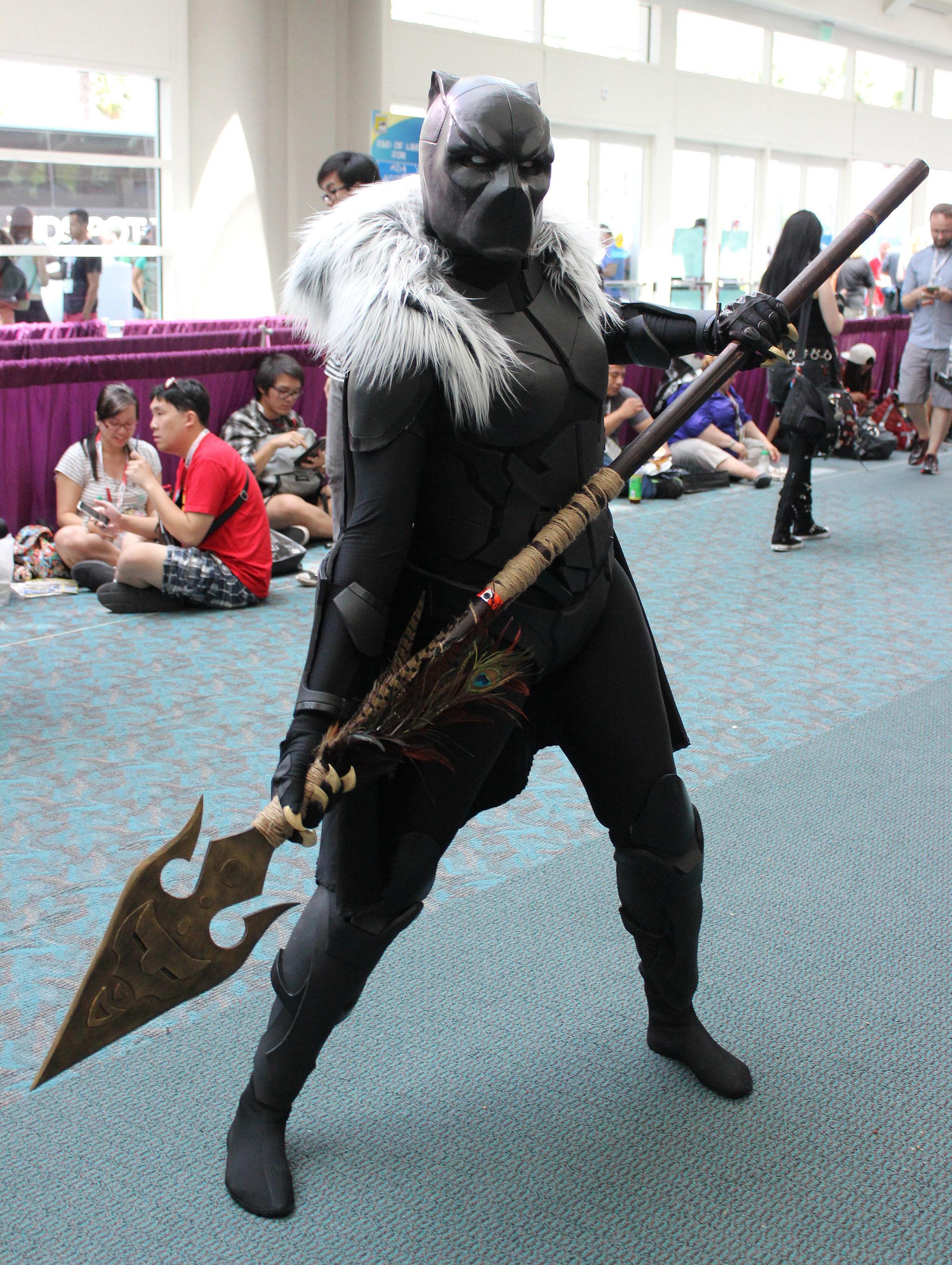 Black Panther Comic Black Panther