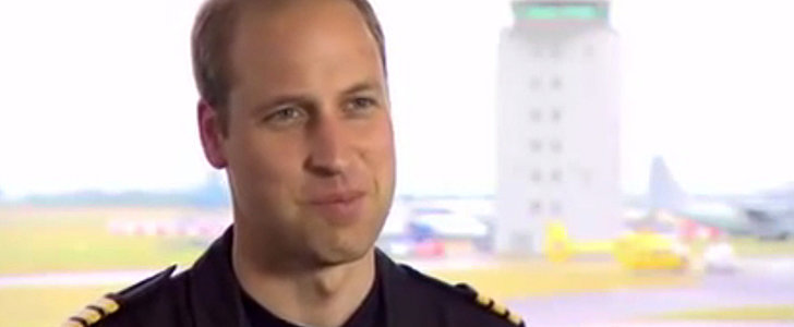 "Prince William Talking About His ""Lovely Little Family"" Is Beyond Sweet"
