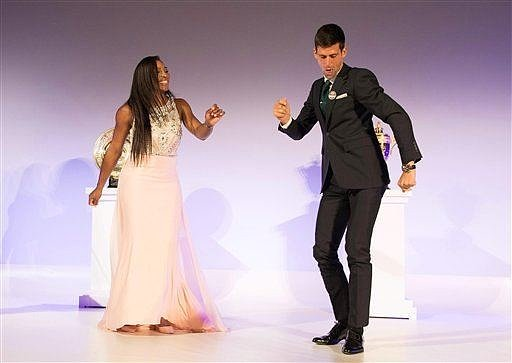 Serena, Novak Get Wimbledon's Groove Back