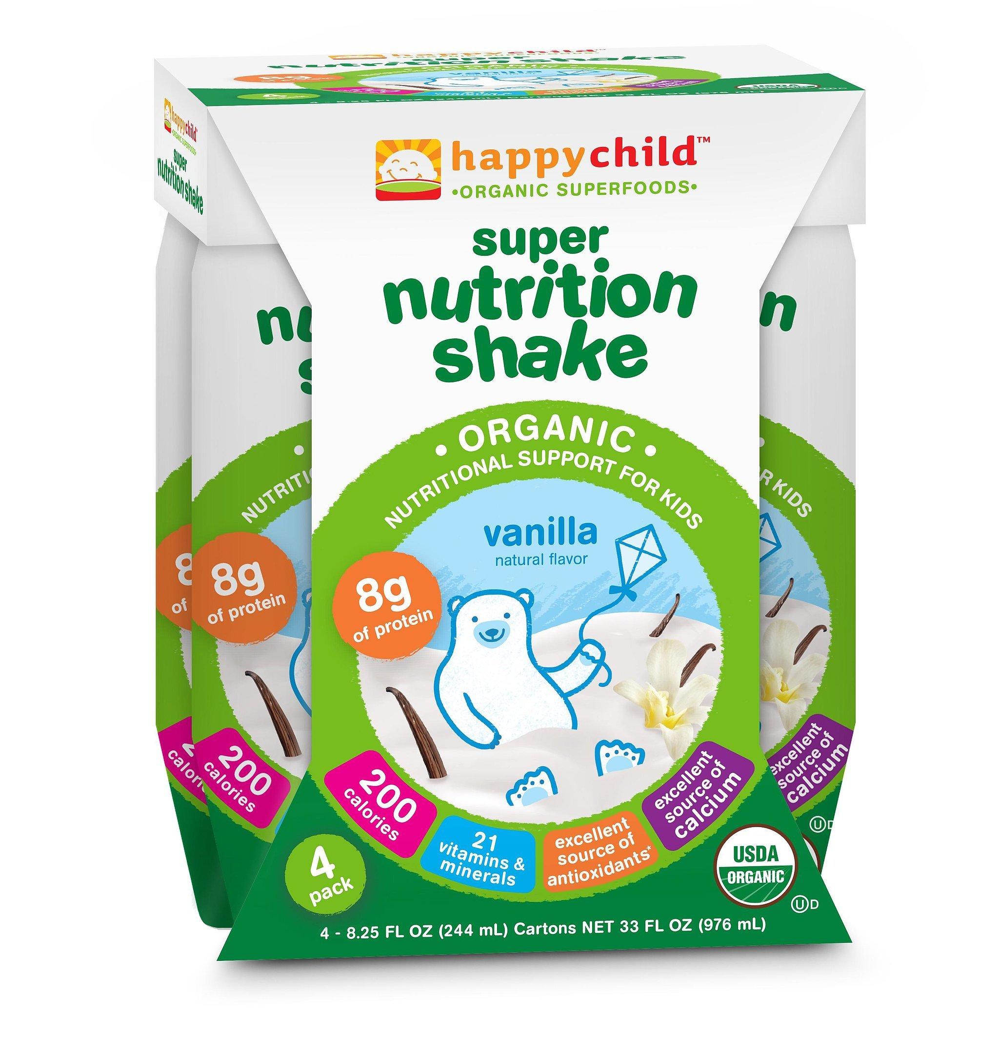 Happy Child Super Nutrition Shake