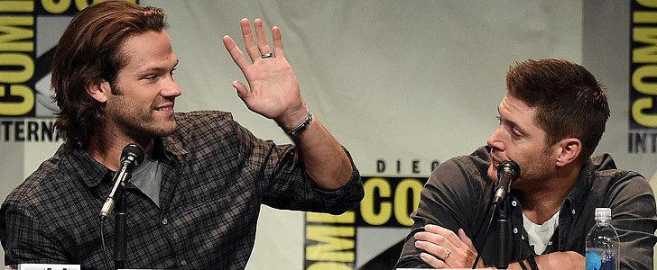 Jared Padalecki's Recurring Joke at Supernatural's Comic-Con Panel Is Everything