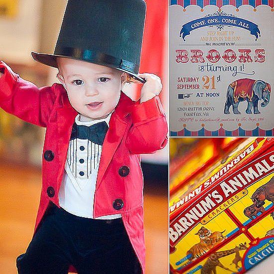 Ringling Bros. and Barnum & Bailey Circus Party