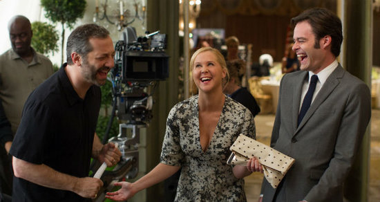 Amy Schumer & Judd Apatow Can't Wait for You to See 'Trainwreck'